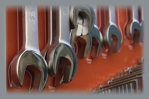 Tools at Nicholson Hardware